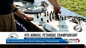 Community Events: Petanque Championship
