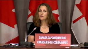 Coronavirus outbreak: Is Canada considering buying ownership stakes in troubled industries?