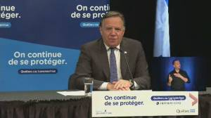 Quebec premier describes deaths of Norah and Romy Carpentier as 'terrible'