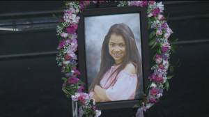 Langley mother found not guilty in death of daughter (00:36)
