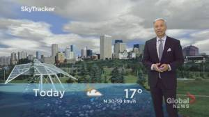 Edmonton afternoon weather forecast: Wednesday, June 17, 2020