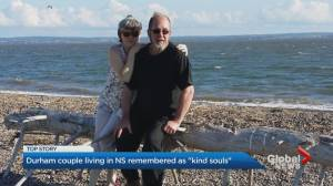 Durham couple killed in Nova Scotia shootings were looking forward to 'golden years'