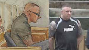 Jamie Bacon learning sentencing in B.C. gangland massacre