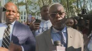 R. Kelly trial: Singer's lawyer says client 'disappointed' in guilty verdict, expects they'll appeal (01:24)