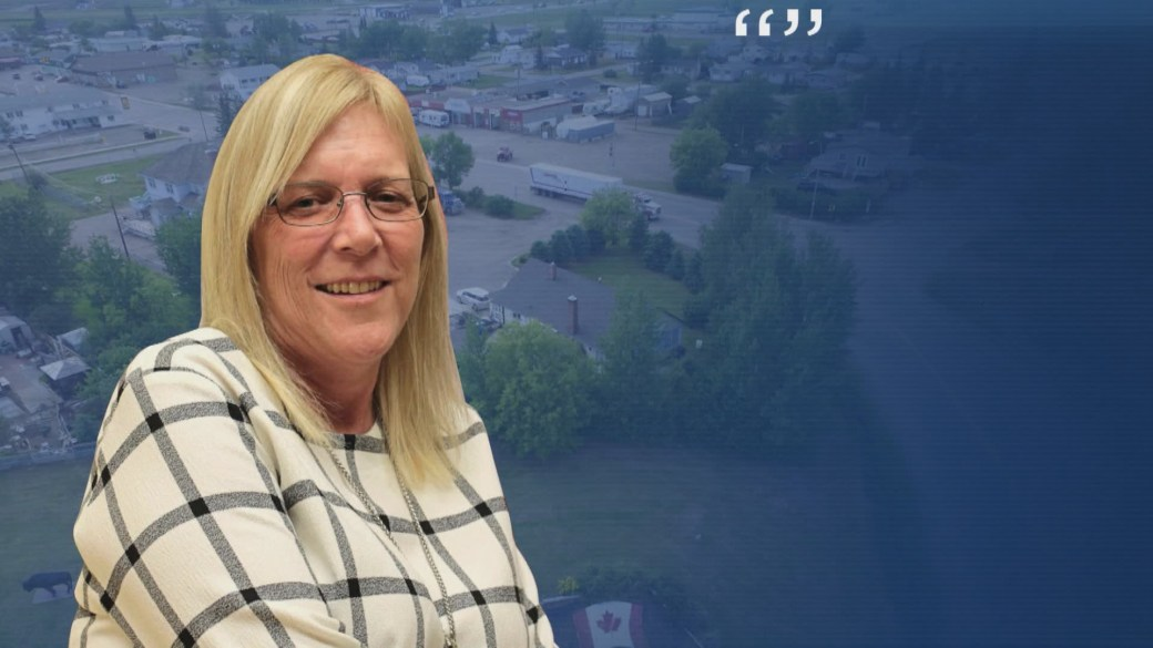 Click to play video 'Pouce Coupe, B.C. mayor to seek counselling for anger management and social media use'