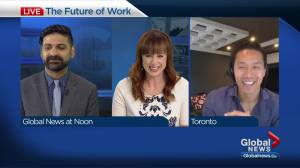What will Canadian workplaces looks like going forward? (05:47)