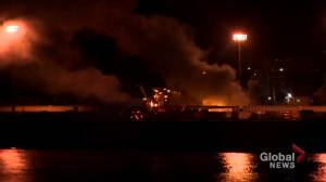 Saint John calls for tax reform amid recycling facility fire costs