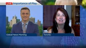 Importance of play during the COVID-19 pandemic