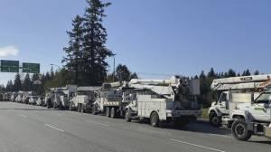 B.C. power company helping California fire recovery