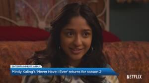 Mississauga teen Maitreyi Ramakrishnan talks 'Never Have I Ever' season 2 (03:52)