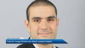 Trial begins for man who carried out deadly Yonge Street van attack (02:05)