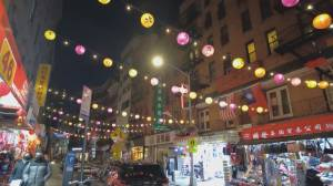 Vancouver's Chinatown prepares to light up the streets in lantern festival (02:16)