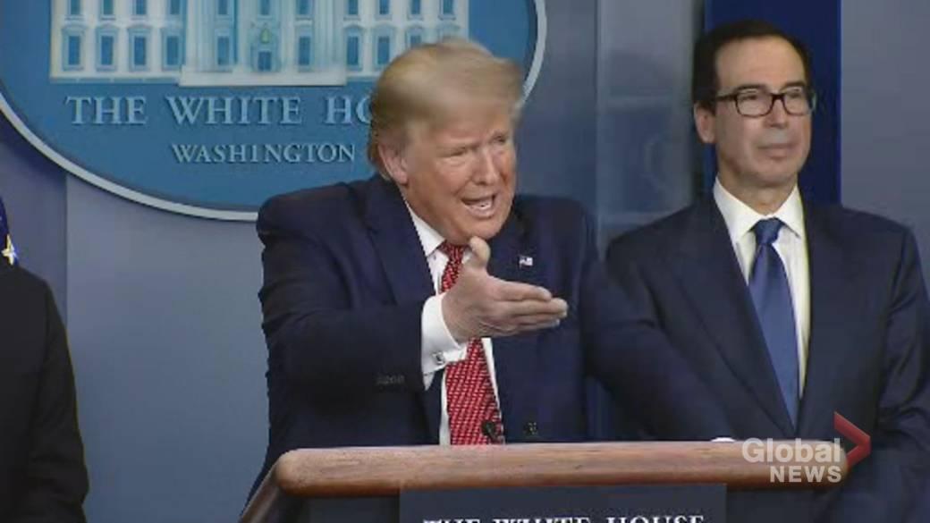 'The virus makes the timeline': Dr. Fauci doubts Trump's Easter coronavirus target