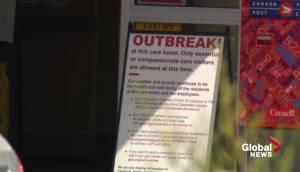 Good Samaritan CEO speaks as care-centre becomes Alberta's deadliest COVID-19 outbreak
