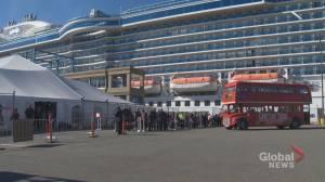 Cruise ships coming back to Atlantic Canada (01:57)