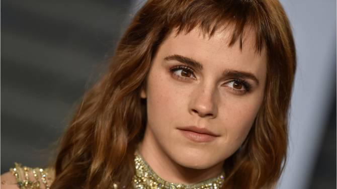 Emma Watson Says She S Self Partnered Not Single National Globalnews Ca