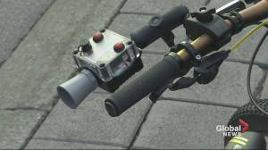 New SPVM technology to keep cyclists safe