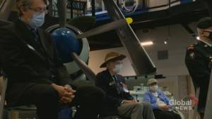Calgary WW2 veterans saluted as heroes at ceremony commemorating 75th anniversary of VJ Day