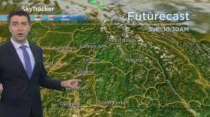 Kelowna Weather Forecast: August 14
