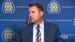 'We believe she has been murdered': Calgary police on Vida Smith disappearance