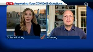 Answering your COVID-19 questions: Sept. 16, 2021 (03:45)