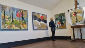 Leighton Art Centre launches 2 new virtual exhibits (03:10)