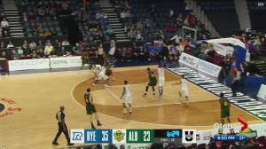 University of Alberta to host 2022 U Sports men's basketball championship (02:20)