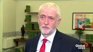 UK's Jeremy Corbyn says opposition to decide on election vote after Brexit delay decision