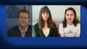Global News Morning chats with the film-makers behind the new release 'Violation' (06:47)