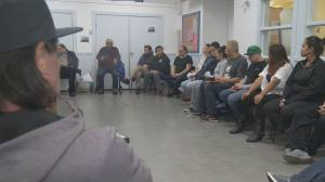 Warriors Against Violence aims to rehabilitate domestic abusers