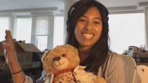 B.C. woman reunited with stolen teddy bear containing her deceased mom's recorded voice