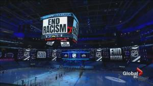 NHL players follow the lead of NBA players in delaying their playoffs in protest