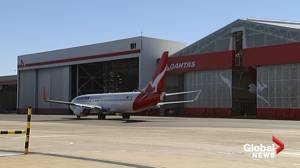 Qantas won't ground fleet after claim 2nd aircraft found with crack in wing structure