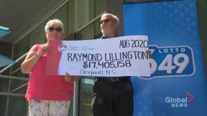 Cape Breton man's $17.4-million lottery win his second jackpot in seven years
