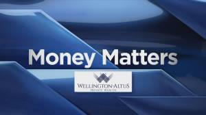 Money Matters with the Baun Investment Group at Wellington-Altus Private Wealth (02:17)