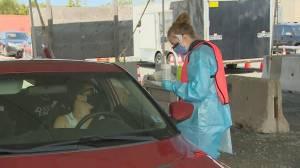 "Local infectious disease expert warns Nova Scotians to ""Tighten it up"" (05:40)"
