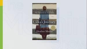 'Tattooist of Auschwitz' sequel, 'Cilka's Journey.'