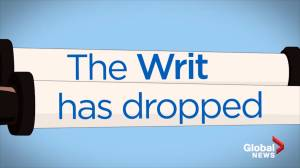 What is a writ?