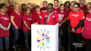 ETFO to resume bargaining talks with Ontario government, announce next phase of strike action
