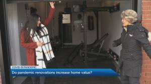 Easy home renovations to avoid spending big bucks (02:55)
