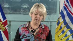 B.C. officials report 445 new cases of COVID-19 and 10 additional deaths (04:10)