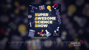 The Super Awesome Science Show pivots to cover the COVID-19 pandemic