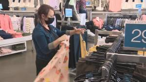 Clothing store in Edmonton offering privacy to LGTBQ2S+ shoppers (01:54)