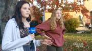 Play video: Students taking a stand to advocate for more fresh air