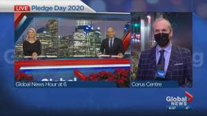 Pledge Day 2020 raises $290K for the Calgary Children's Foundation (03:53)