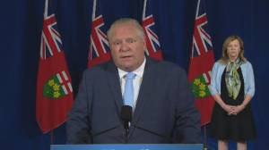 Coronavirus: Ford says he will not support 'bad actors' in long-term care COVID-19 deaths