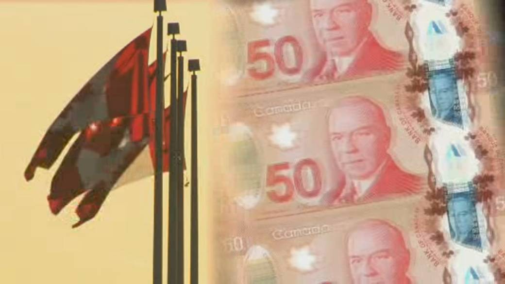 Click to play video 'Parliamentary budget officer says Canada's deficit 'unsustainable''