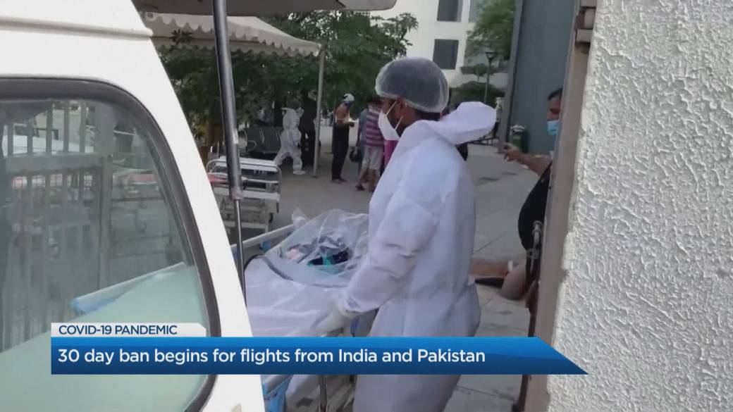 Click to play video: 'COVID-19 variant first detected in India suspected to be found in Ontario'