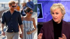 Prince Harry and Meghan Markle stepping back from Royal family was 'inevitable': Tina Brown