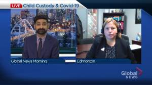Legal Aid Alberta on co-parenting over the holidays (03:06)